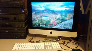iMac 2.7ghz 8gig ram 21.5 inch screen + 1TB hdd
