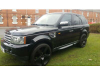 Land Rover Range Rover Sport 4.2 V8 Supercharged 2007 HST PX Swap