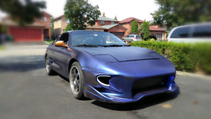 1993 Toyota mr2 turbo 5sp manual t-top LHD mods+free extras!