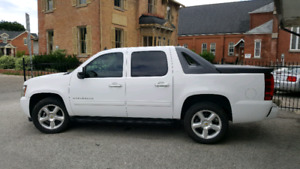 2012 avalanche LT CERTIFIED