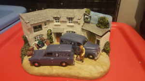 Collectible Vanguards Whitbread Diorama