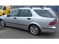 2003 Saab 9-5 2.2 TURBO DIESEL ESTATE long mot ( JUST £995 ono )