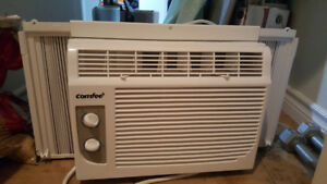 Comfee window air conditioner..very clean, works great
