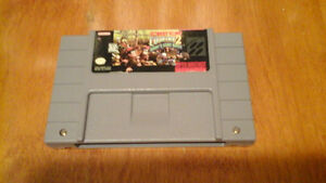 Donkey Kong country 2 for snes for sale London Ontario image 1