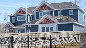 HARDIE PLANK SIDING INSTALLATION OF NEW HOMES, RENOVATIONS AND C Edmonton Edmonton Area image 1