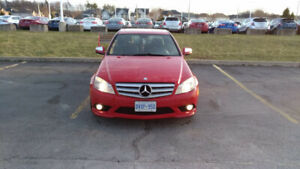 2008 Mercedes-Benz C230 (W204) RWD manual