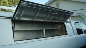 8 foot aluminum contractors canopy