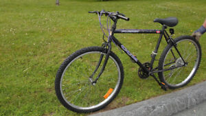 "CCM Pursuit Mountain bike 26"" tire in new condition"