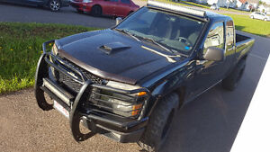 PIMPIN' 2007 Chevrolet Colorado Pickup Truck **only 141,500 km**