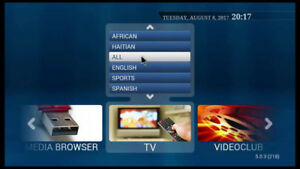 IPTV/ANDROID SERVICES