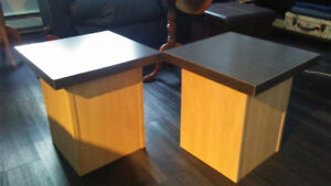 Table basse 20$ les 2 !