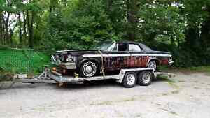 Parts car 1964 chrysler