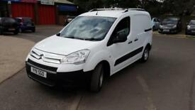 Citroen Berlingo 625 LX L1 HDi Crew Van DIESEL MANUAL 2011/11