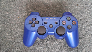PS2/PS3 Controller (Blue)