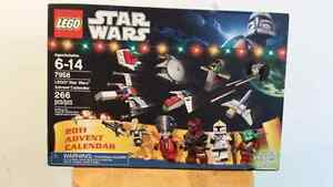 Lego Star Wars 7958 Christmas 2011 Advent Calendar
