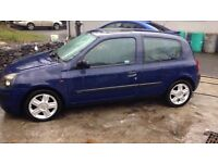 Renault clio 1.5dci £20 road tax per year