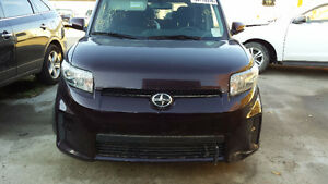 2012 Scion xB Sedan - damage - mechanic special