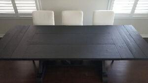Dining Table Set with 6 Chairs - Restoration Hardware Oakville / Halton Region Toronto (GTA) image 3