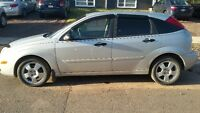 2005 Ford Focus SES Hatchback