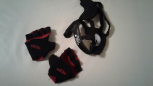 Wrestling/sport Harbinger&ASICS protect headgear&Grizzly clowes