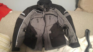 Olympia AST 2 Touring Motorcycle Jacket 3xl