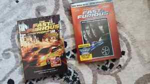 Fast and the Furious DVD's