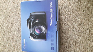 Canon SX 10 IS