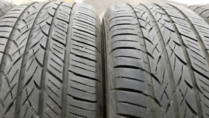 4 pneus été 235-60-16 Toyo Versado