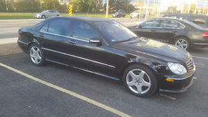 2006 Mercedes-Benz S500 - 4matic, AMG Package, New tires