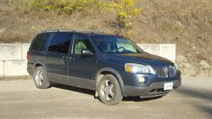 2006 Pontiac Montana SUV, Crossover