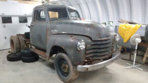1953 Chevy truck parts