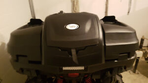 Quadrax Atv storage bow and 2-up Seat