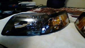 2000-2004 mustang headlights