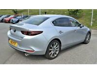 2021 Mazda 3 2.0 Skyactiv-X MHEV GT Sport 4dr Saloon Petrol Manual