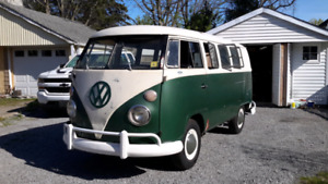 1966 Volkswagen VW Bus  -- Pending Sale--