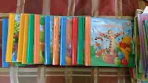 Children's Books Winnie the Pooh LARGE LOT