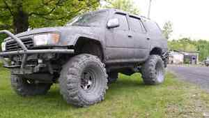4 runner 92 pieces / hors route