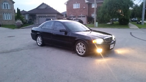 ***VERY RARE LINCOLN LS V8 LOW KM***