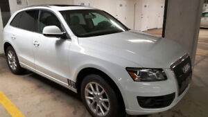 2012 Audi Q5 Premium Plus 2.0L Turbo SUV, $15400, warranty inc.