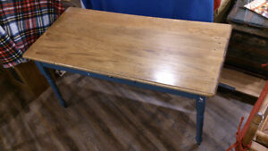 Antique kitchen / dining table