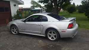 1999 Ford Mustang gt Autre v8 4.6