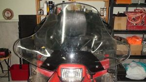 Honda rubicon foreman windshield