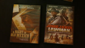 DVD Collection (Modern/Classic Western Bundle)