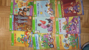 Leap Frog Tag reader and Tag books
