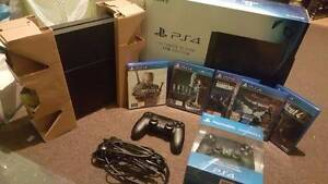 PS4 1TB Ultimate Players Edition + 5 games + Extra Controller Campsie Canterbury Area Preview