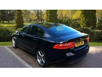 2016 Jaguar XE 2.0d (180) R-Sport AWD Automatic Diesel Saloon