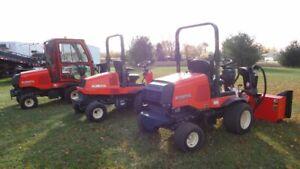 Tracteur Kubota Frontal F3680 et F3990