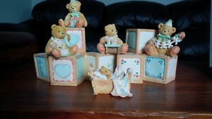 Cherished Teddies Through the Years