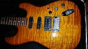 G&l Legacy Deluxe Flame top West Island Greater Montréal image 7