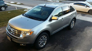 2008 FORD EDGE LIMITED AWD. 1 OWNER, EXTREAMLY CLEAN